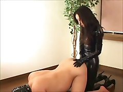 Asian, Latex, Xhamster