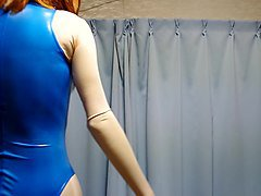 Rubber, Swimsuit, Xhamster
