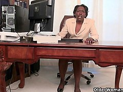 Granny, Office, Xhamster