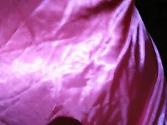 Satin, Dress, Xhamster