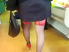 Black, Stockings, Voyeurhit